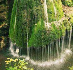 Transylvania waterfall (Romania)