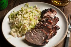 Cocoa-Chile-Rubbed Grilled Pork Tenderloin Recipe - CHOW