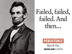 I have Persistence in what I Believe - Google Search