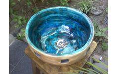 bachas artesanales en ceramica