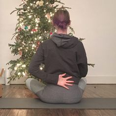 Yin Yoga   Practicing Presence – Holiday Sequence