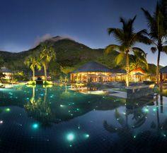 Labriz Silhouette Resort, Seychelles