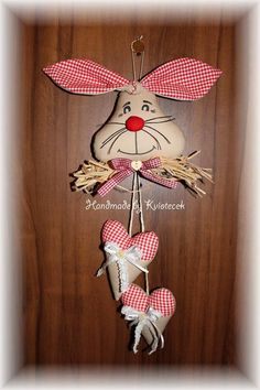 Skupina - Šikovné ruky - My site Hoppy Easter, Easter Gift, Easter Crafts, Easter Bunny, Easter Eggs, Felt Crafts, Diy And Crafts, Crafts For Kids, Sewing Crafts