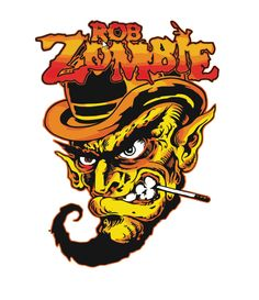 Rob Zombie Art - Bing images