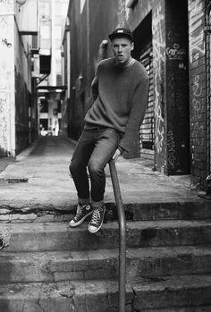 hipster guy http://streetshamans.com