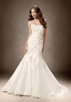 86aaa9eacec Sophia Tolli Bridal Romantically styled with modern detailing in Paris  satin and Guipure lace