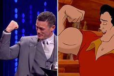 """""""Beauty And The Beast"""" Star Luke Evans Just Gave Us A Taste Of His Gaston"""