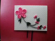 I'm a huge Whisper White cardstock and embossing fan!