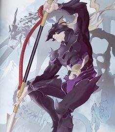 Kain Highwind - Lord of Vermilion II