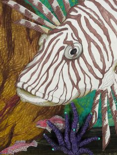 Garibaldi by betty busby--fine art in fiber (Art Quilts Lowell at the Brush Gallery)