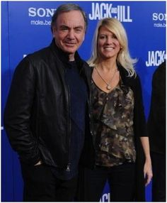 Neil Diamond Wed Manager Katie McNeil