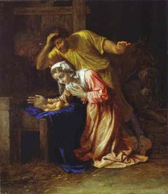 Poussin, The Nativity, 1650s