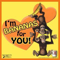 I'm Bananas For You! - Madagascar, DreamWorks Animation