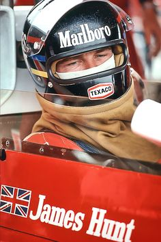 James Hunt -though he was sponsored by Marlboro , Hunt preferred another brand, so he put them into Marlboro boxes when seen smoking in public to keep the sponsors happy :-)