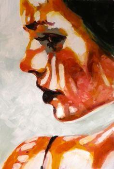"Saatchi Online Artist: thomas saliot; Oil, 2013, Painting ""Lights"""