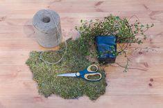 DIY String Garden