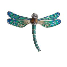 dragonfly art nouveau - Bing Images | Odonata | Pinterest