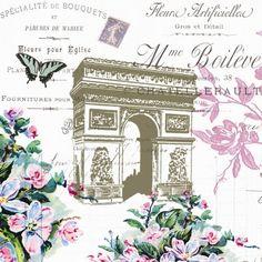 Napkin/Beverage - Arc de Triomphe - Art by Paula Scaletta Paperproducts Design,http://www.amazon.com/dp/B00F7P0DU0/ref=cm_sw_r_pi_dp_iQHltb0F3QNDYK3H