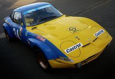 Conrero-Opel GT