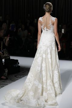 Vienal style from Atelier Pronovias 2016 Collection.