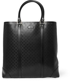 8af5c471ac27 Love this  Textured Leather Tote Bag  Lyst Buy Gucci