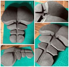 "Batman Arkham Origins EVA Foam build by Kamilboy Cosplay. Torso. Files from ""Ironman Pepakura build"" on Facebook. #batman #darkknight #dccomics #evafoam #eva #foam #batmancosplay #cosplay #kamilboycosplay #kamilboy #arkhamorigins #batmangame #torso"