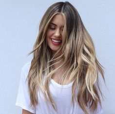 Brighter tips and natural highlights. by Stephanie Gonzales