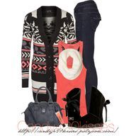 Daily Clothes 2012 | Fantastic Scarf | Fashionista Trends