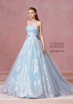 カラードレス 【公式】ティアラ・ブティック ウェディング衣裳をトータルコーディネート