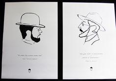 Toulouse Lautrec y Miguel de Unamuno