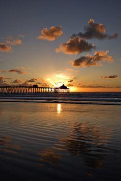 Imperial Beach, California.....amaze..I can hear the waves :)