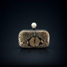 A modern luxury exotic skin bag and accessories. Shop PLINN modern luxury bag online: Crocodile bag, Python bag, Stingray and more. Handmade Clutch, Cow Skin, Black Rhodium, Modern Luxury, Luxury Bags, Online Bags, Cow Leather, Accessories Shop, Python