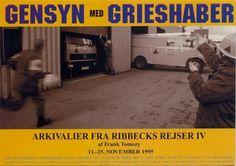 """""""Gensyn med Grieshaber""""-plakat, 1995."""