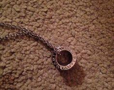 New Ring With Rhinestone...
