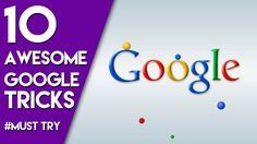 Top 10  google tricks MUST try