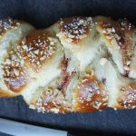 Kveller Peanut Butter & Jelly Challah–RECIPE