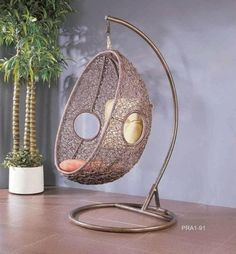 1000 images about swing chair on pinterest swing chairs for Diy hanging egg chair