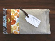 It's been a cold winter, so warm up with this Rice Heat Therapy Bag Tutorial!