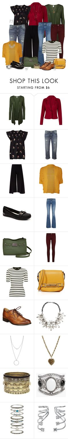 """My Closet: Fall 2016"" by pinkystyle ❤ liked on Polyvore featuring Vero Moda, WithChic, Ulla Johnson, Current/Elliott, Victoria, Victoria Beckham, WearAll, True Religion, Nicole By Nicole Miller, Paige Denim and Theory"