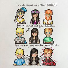 I remember watching Aphmau through season 1, 2, and 3. Its so sad now ;-;