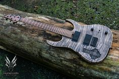 Hufschmid Guitars '18th anniversary' creation!