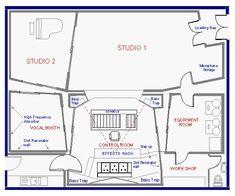 Studio Plans