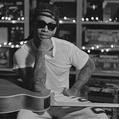 Music: See Ty Dolla $ign perform an acoustic version of 'Solid' in EW's studio