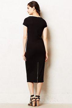 Midi Pencil Dress - anthropologie.com