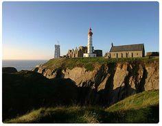 Bretagne. Phare de saint mathieu
