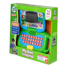 Amazon.com: LeapFrog My Own Leaptop: Toys & Games