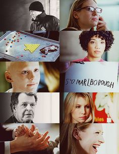 """Inner Child"" Episode of Fringe season 1"