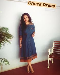 SakhiFashions - New collections Pure Cotton Dress