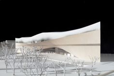 Helsinki Central Library, ALA Architect, Helsinki, Finland, architectural competition, first prize