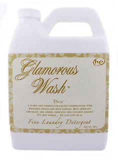 Tyler Candle - Glamorous Wash Diva Detergent